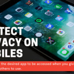 Keep your Privacy, Restrict access to your mobile when you give it to others for use. allow only one